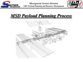 MSD Payload Planning Process