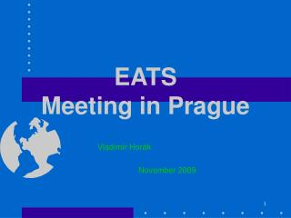 EATS Meeting in Prague