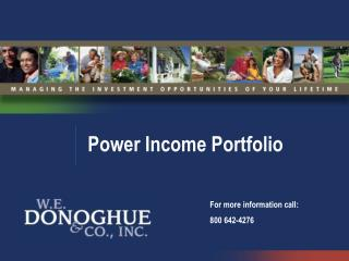 Power Income Portfolio
