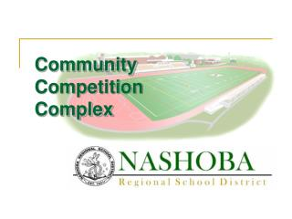 Community  Competition  Complex
