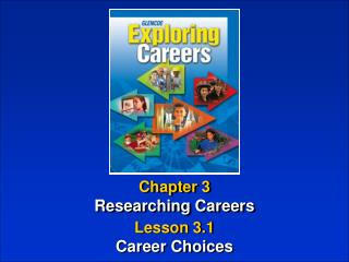 Chapter 3 Researching Careers