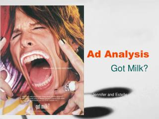 Ad Analysis