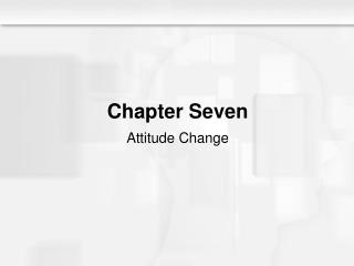 Chapter Seven