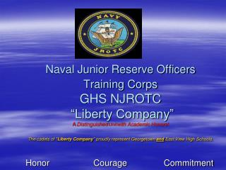 Honor Courage Commitment