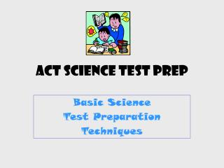 ACT SCIENCE TEST PREP