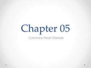 Chapter 05