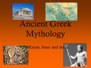 Ancient Greek Mythology