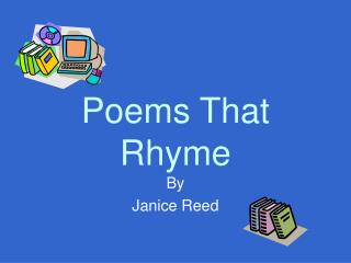 Poems That Rhyme