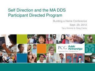 Self Direction and the MA DDS Participant Directed Program
