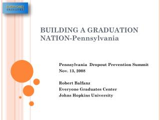 BUILDING A GRADUATION NATION-Pennsylvania