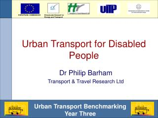 Urban Transport for Disabled People