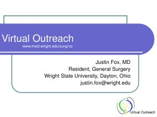 Virtual Outreach