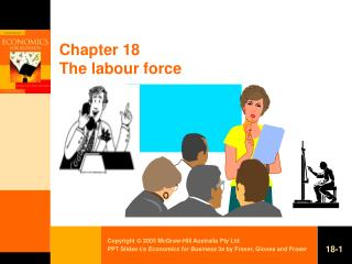 Chapter 18 The labour force
