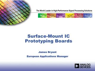 Surface-Mount IC Prototyping Boards