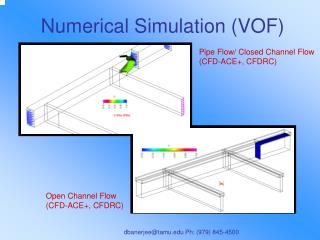 Numerical Simulation (VOF)