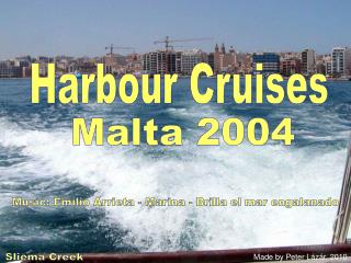 Harbour Cruises