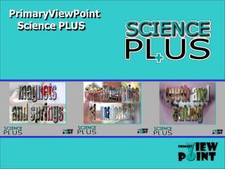 PrimaryViewPoint Science PLUS
