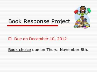 Book Response Project