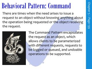 Behavioral Pattern: Command
