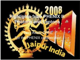 Highlights from PHENIX II: Photons and Leptons