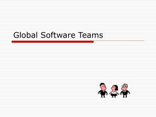 Global Software Teams