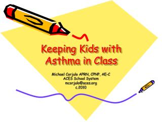Keeping Kids with Asthma in Class