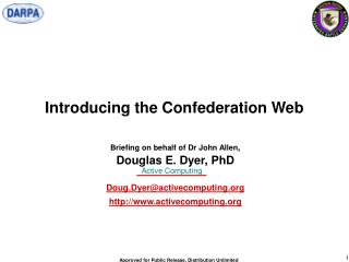 Introducing the Confederation Web