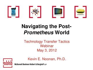 Navigating the Post- Prometheus  World