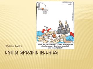 Unit 8  Specific injuries