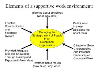 Managing the Strategic Work of People In an Exceptional Organization