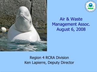 Air & Waste  Management Assoc. August 6, 2008