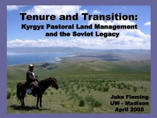 Tenure and Transition: