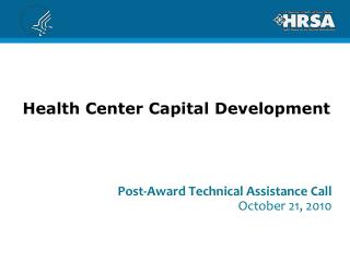 Health Center Capital Development