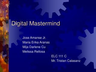 Digital Mastermind