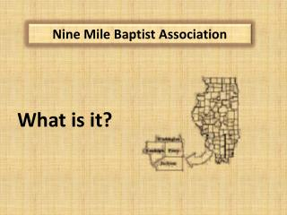 Nine Mile Baptist Association
