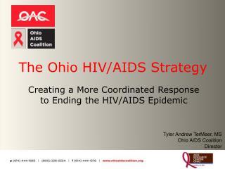 The Ohio HIV/AIDS Strategy