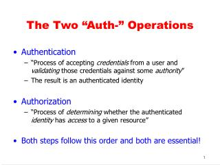 "The Two ""Auth-"" Operations"