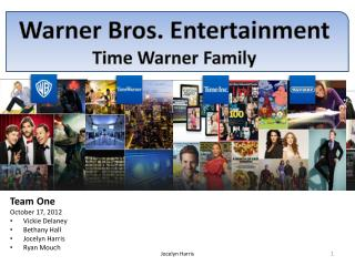 Warner Bros. Entertainment  Time Warner Family