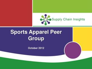 Sports Apparel Peer Group