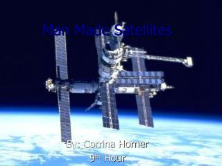 Man Made Satellites