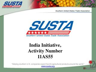 India Initiative, Activity Number 11AS55