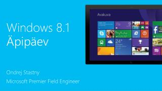 Windows 8.1  Äpipäev