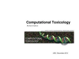 Computational Toxicology