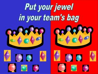 Put your jewel