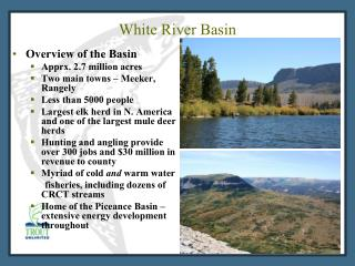 White River Basin