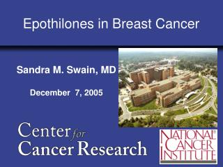 Epothilones in Breast Cancer