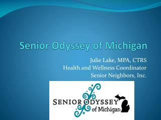 Senior Odyssey of Michigan