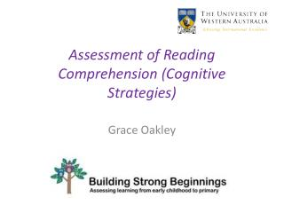 Assessment of Reading Comprehension (Cognitive Strategies)