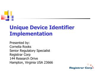 Medical Devices - Center for Devices and Radiological Health (CDRH)