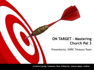 ON TARGET – Mastering Church Pal 3